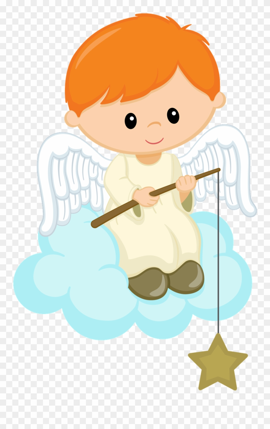 Picture Stock Angel Baby Clipart.