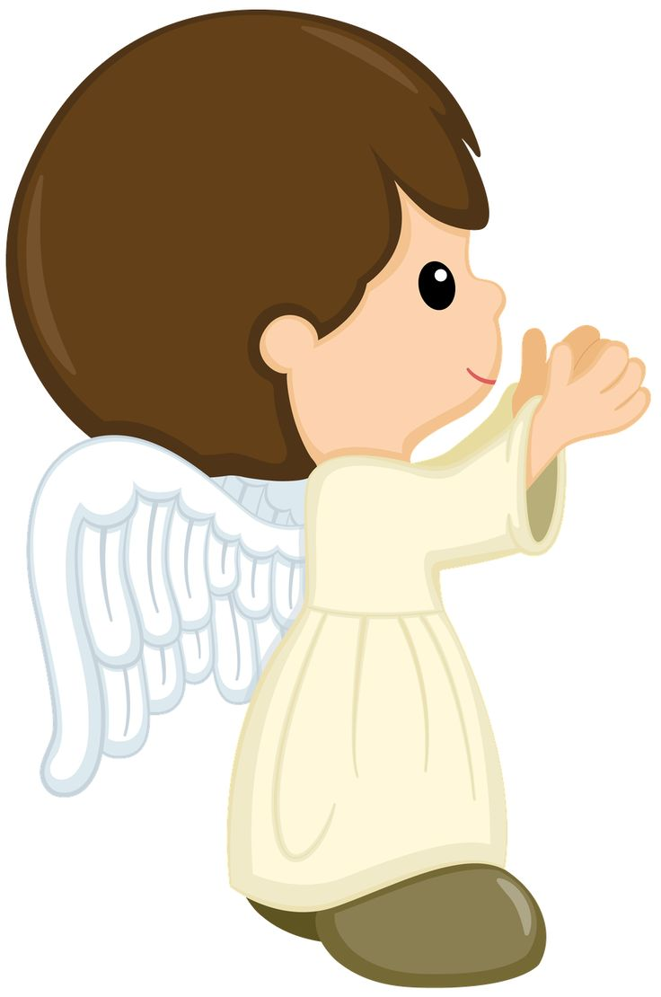 Angel Boy Clipart Png.