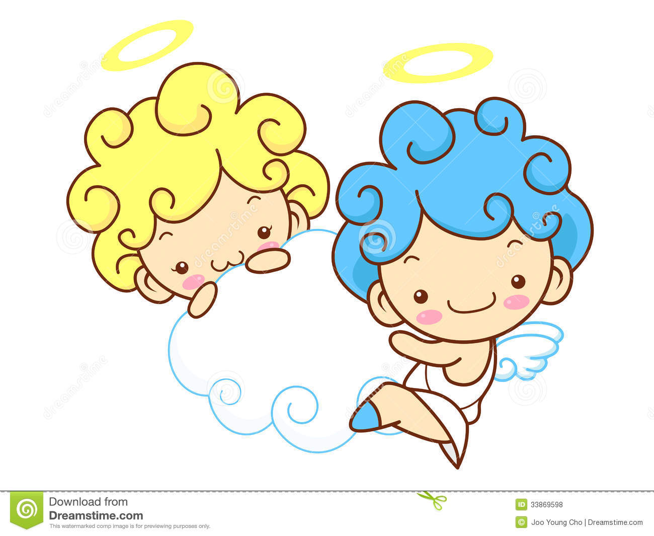 Clipart Baby Angel.