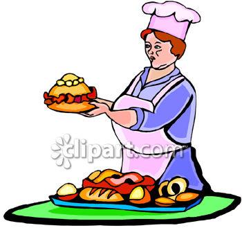 Pastry Baker.