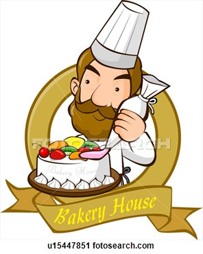 Bakery images clip art.