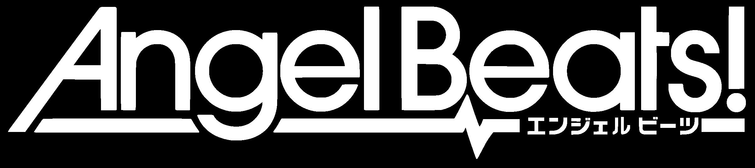 Angel Beats Logo PNG Transparent & SVG Vector.
