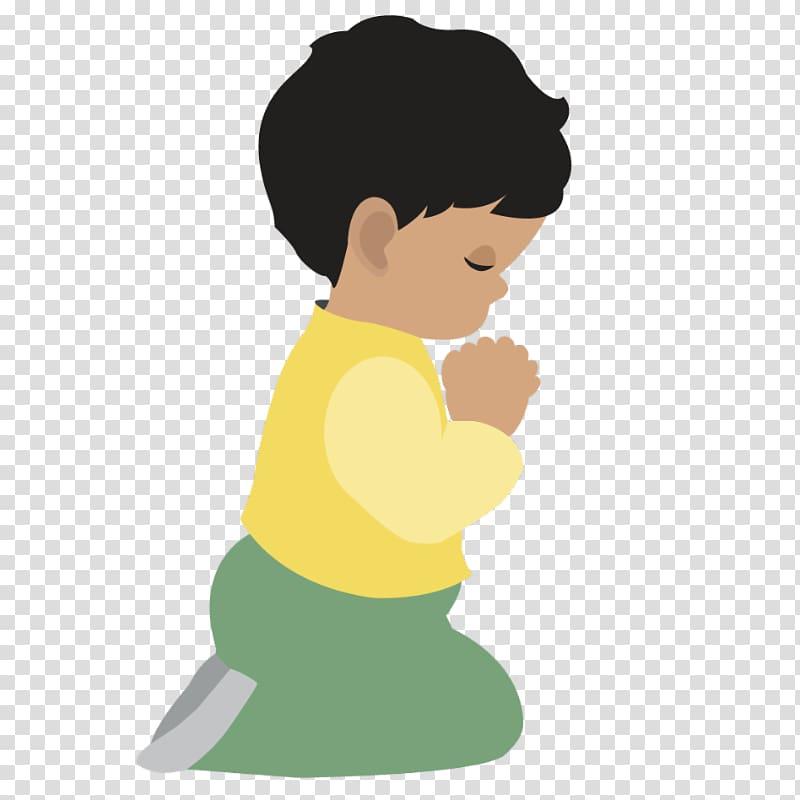 Boy praying illustration, Praying Hands Prayer Lds Child.