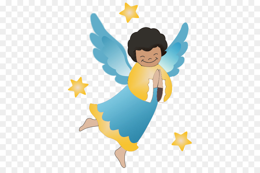 Angel Cartoon clipart.