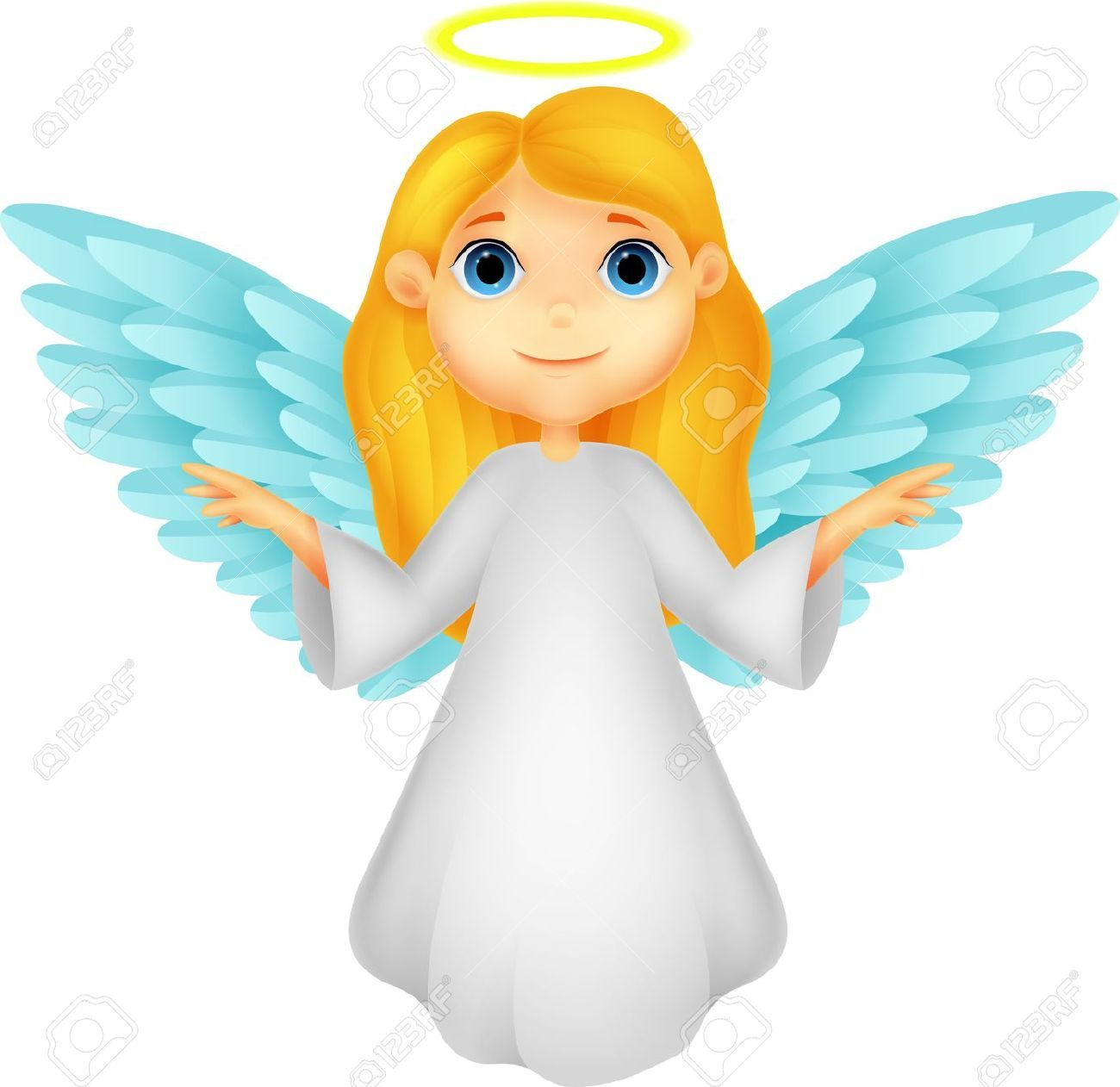 cartoon angels images.