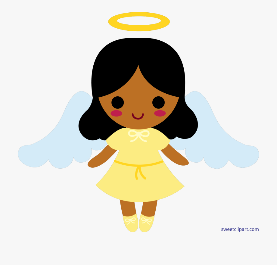 Little Angel Clip Art.