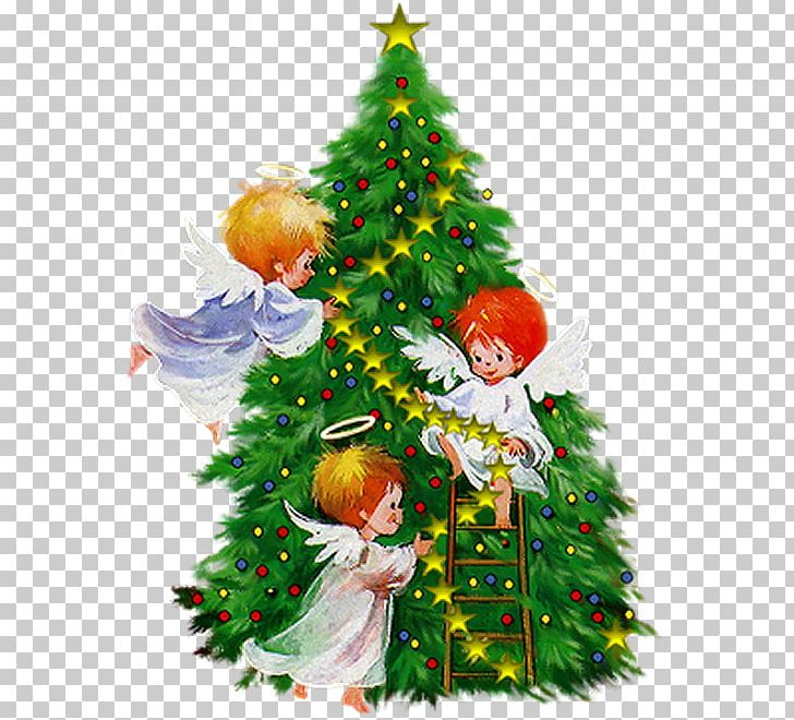 Christmas Tree Angel PNG, Clipart, Angel, Animaatio.