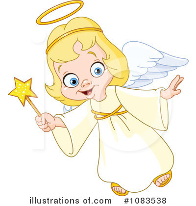 Angel Clipart #1083538.