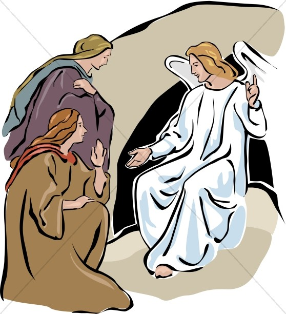 Empty tomb clipart angel, Picture #28723 empty tomb clipart.