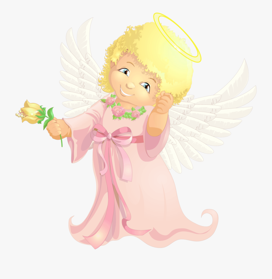 Transparent Angels Clipart.