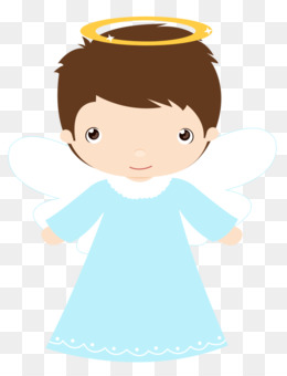 Baptism Angel PNG.