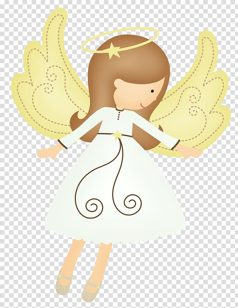First Communion Eucharist Angel Baptism , angel transparent.