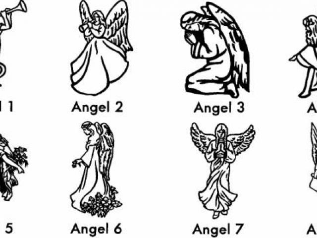 Headstone clipart man angel, Headstone man angel Transparent.