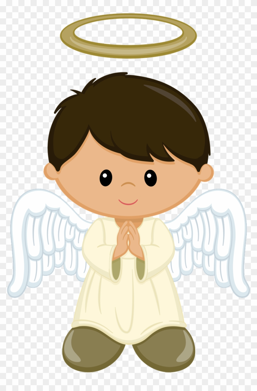 Download Free png Angel Boys Boy Angel Clipart Free Transparent PNG.