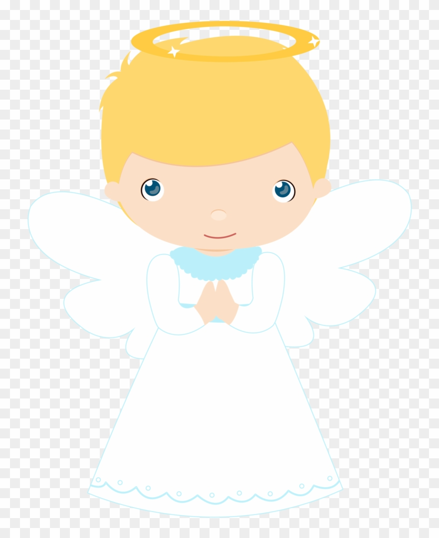 Angels, Christening, For Kids.