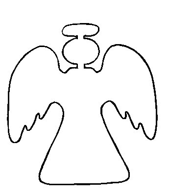 Free Simple Angel Cliparts, Download Free Clip Art, Free.