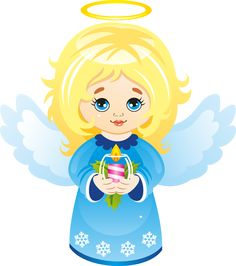 Angel and Moon PNG Picture angel Pinterest Angel, Clip art.