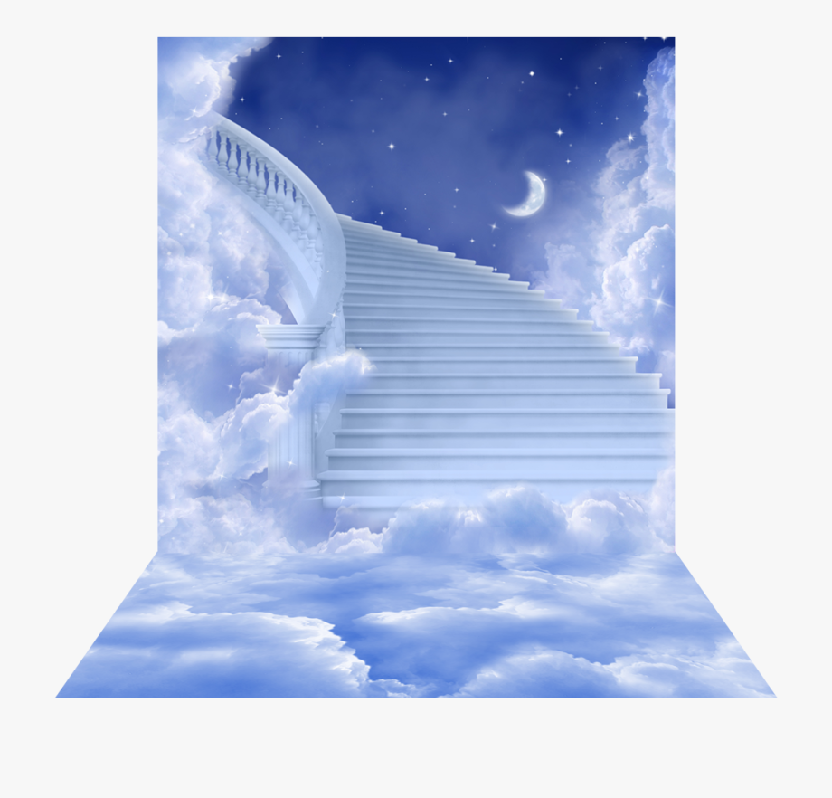 Heaven Stairs Png Clipart Transparent Library.