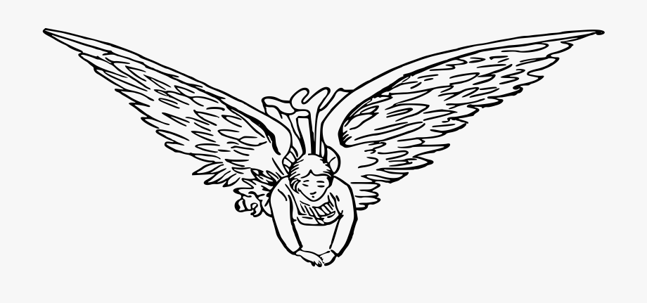 Angels Clipart Svg.