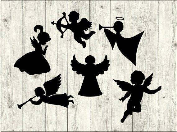 Angel SVG Bundle, Disney SVG Bundle, Angel cut file, Angel.