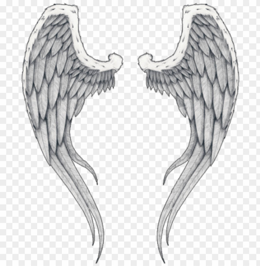 wings tattoos clipart png images.
