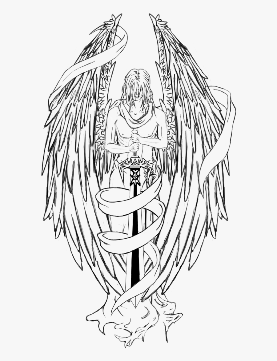 Transparent Guardian Angels Clipart.