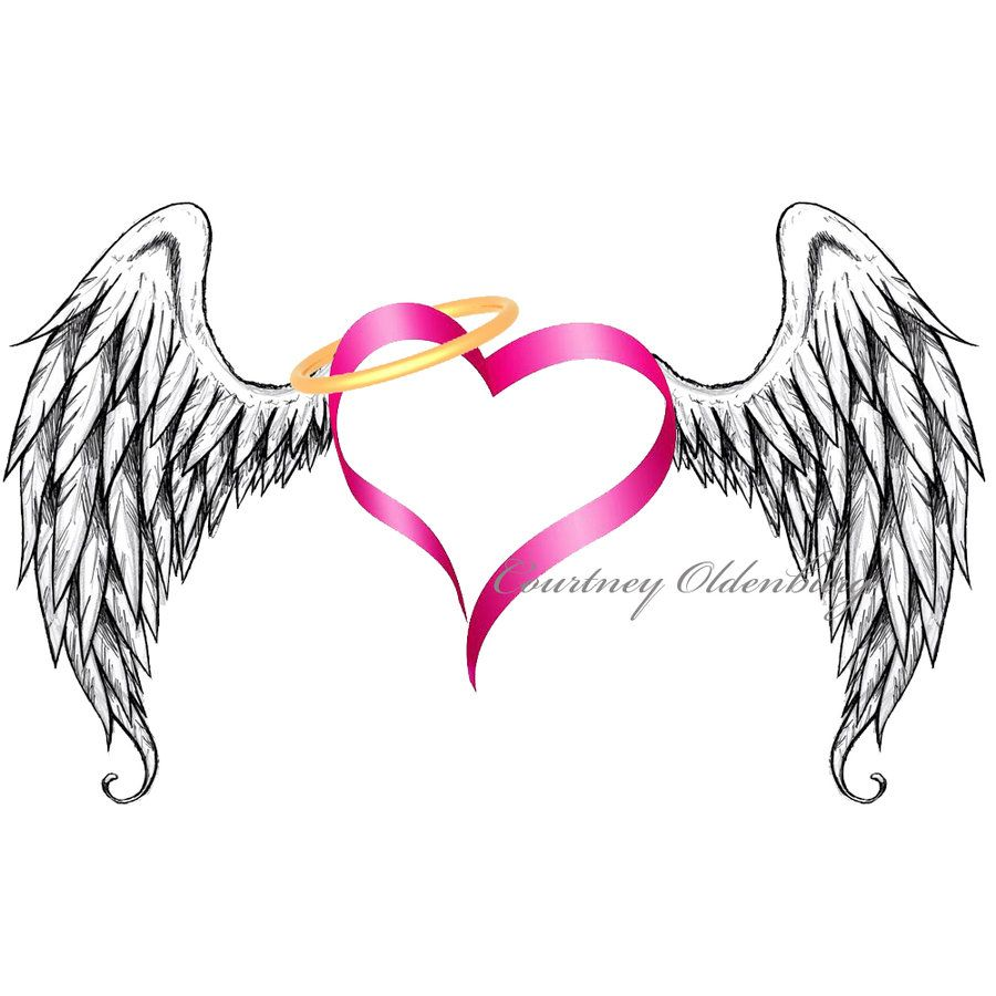 Free Printable Angels Clip Art.