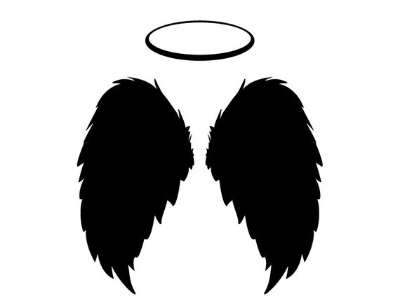 Angel devil border clipart clipart images gallery for free.