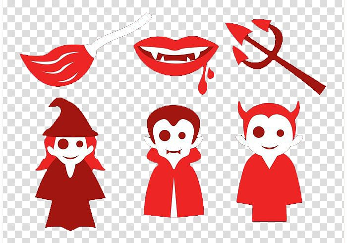 Devil Vampire, Vampires and witches devil transparent.