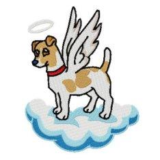 Dog Angel Clipart.
