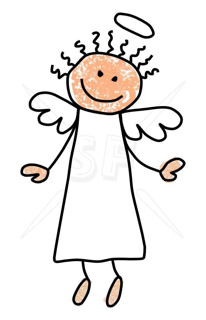 Angel Images Clip Art.