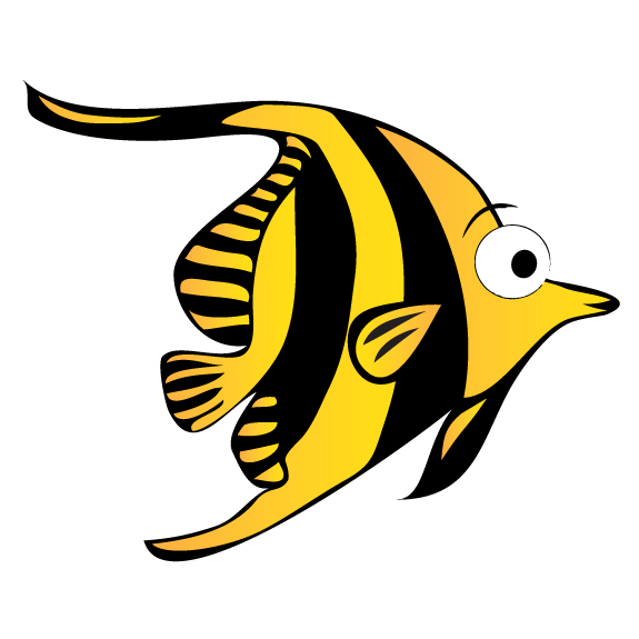 Angel fish clipart » Clipart Station.