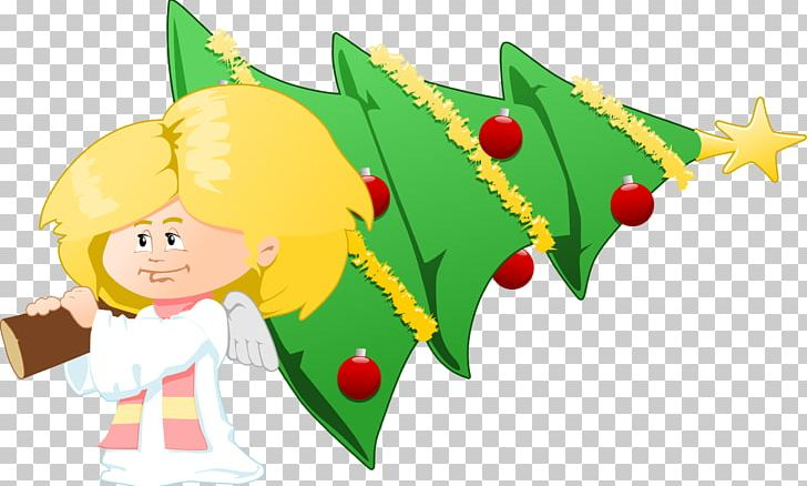 Christmas Tree Angel Gift PNG, Clipart, Angel, Art, Candle.