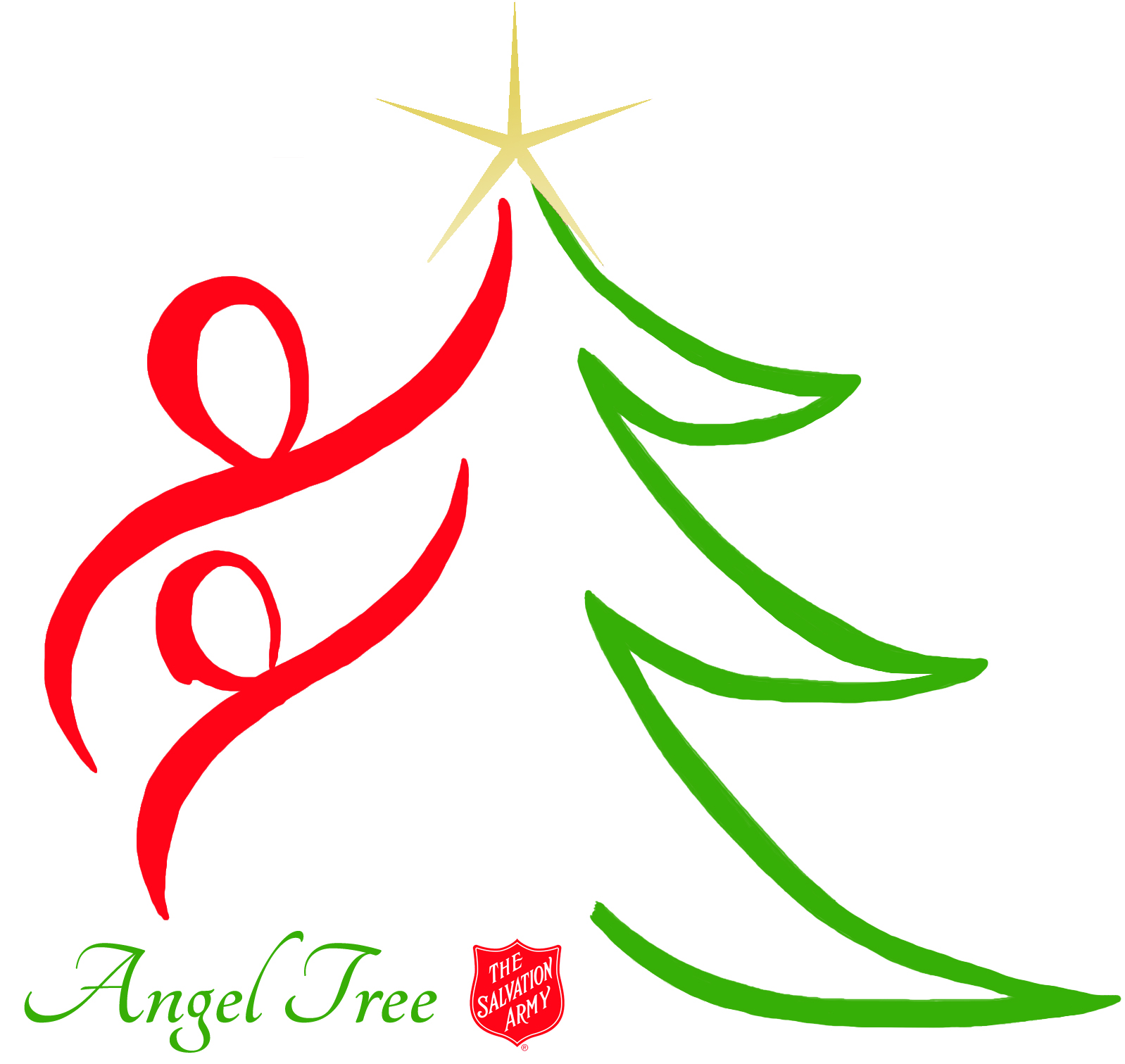 The Salvation Army of Coastal Alabama Angel Tree Program.