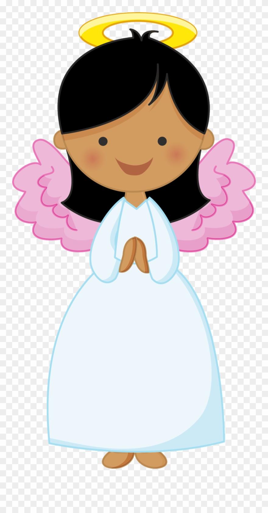 Angels, Dibujo, Baby Dolls, Christening Card, Tela,.