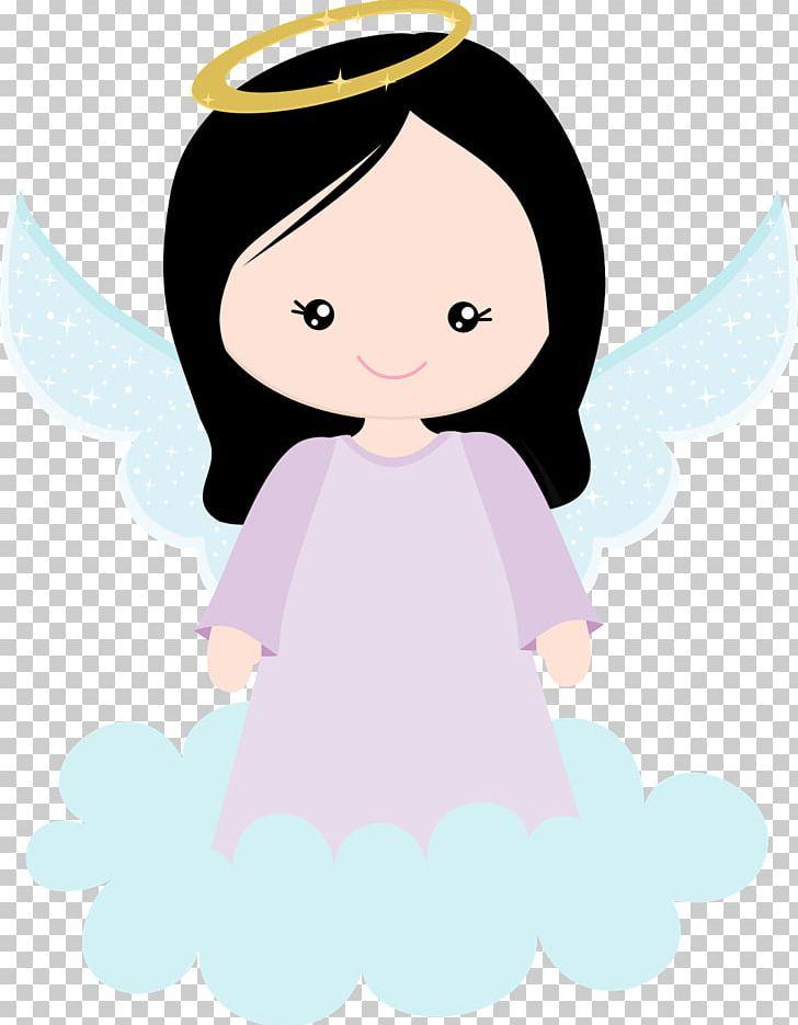 Smiling Angel Girl PNG, Clipart, Angel, Art, Baptism, Beauty, Black.