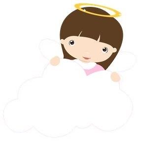 Angel girl clipart » Clipart Portal.