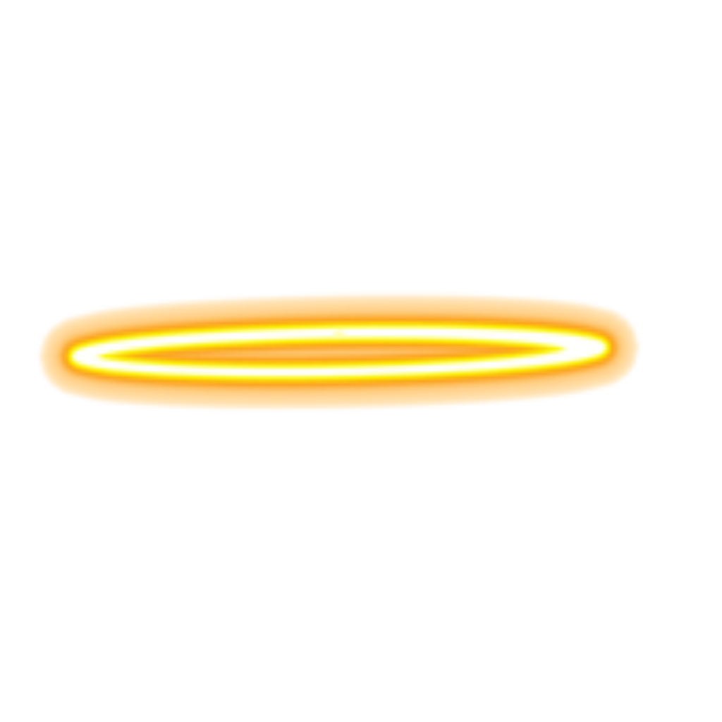 Glowing Angel Halo Png & Free Glowing Angel Halo.png.