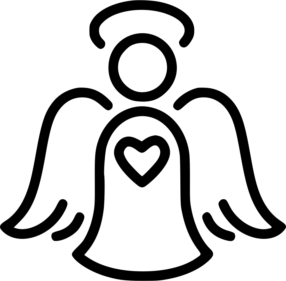 Angel Svg Png Icon Free Download (#550400).