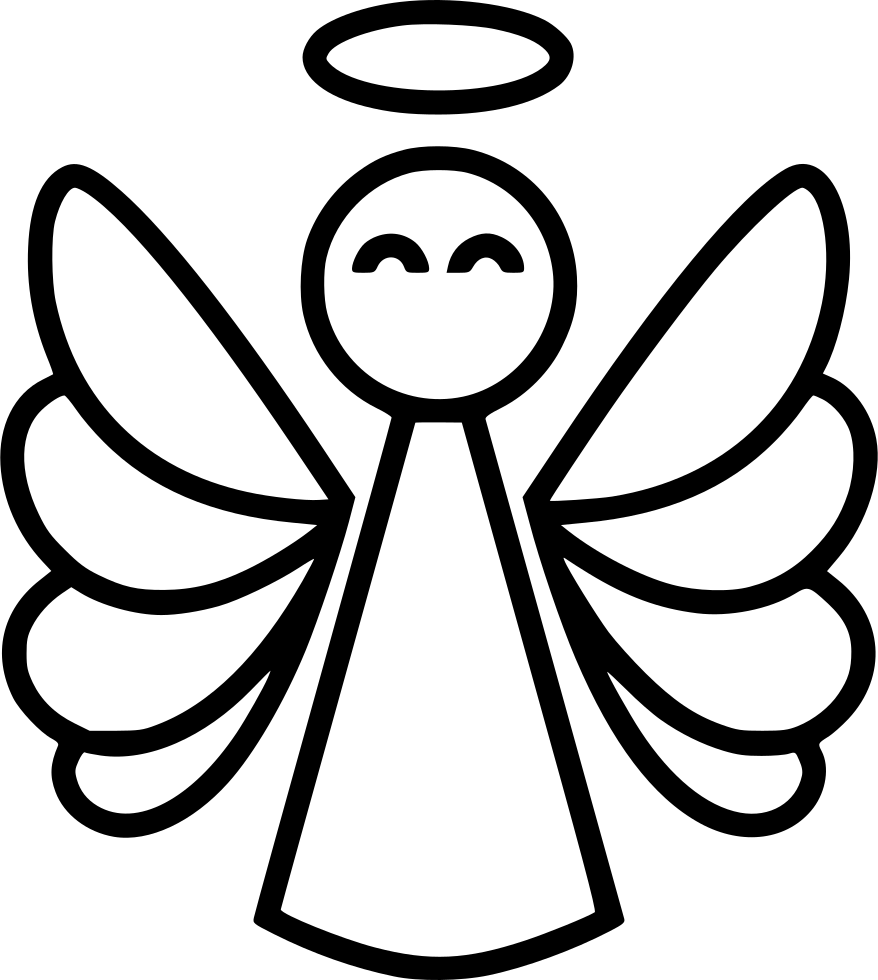 Angel Svg Png Icon Free Download (#550364).