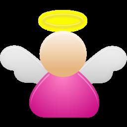 Angel icon.