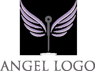 Free Angel Logos.