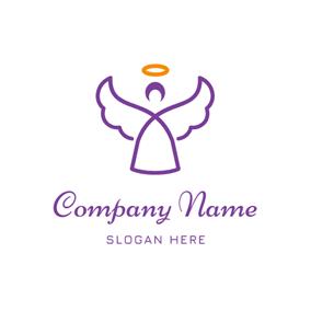 Free Angel Logo Designs.
