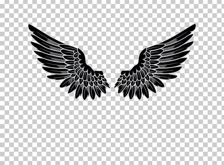 Logo Angel PNG, Clipart, Angel, Angel Wings, Art, Beak, Black And.