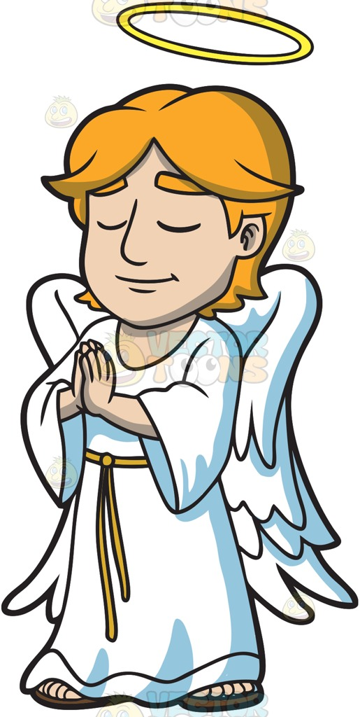 Cartoon Angel Clipart at GetDrawings.com.