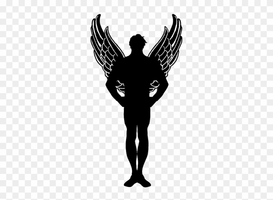Freeuse Stock Angel Of Death Clipart.