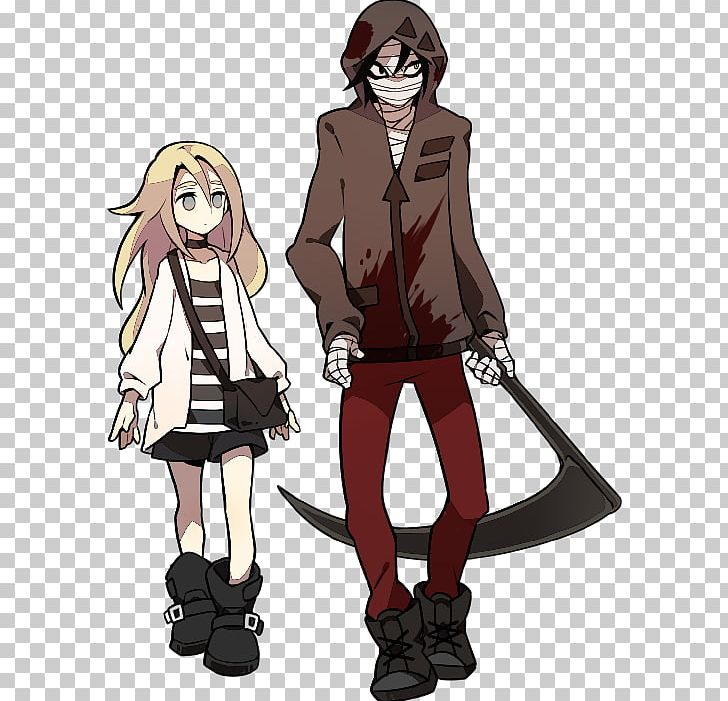 Angels Of Death Anime Game Cosplay Manga PNG, Clipart.