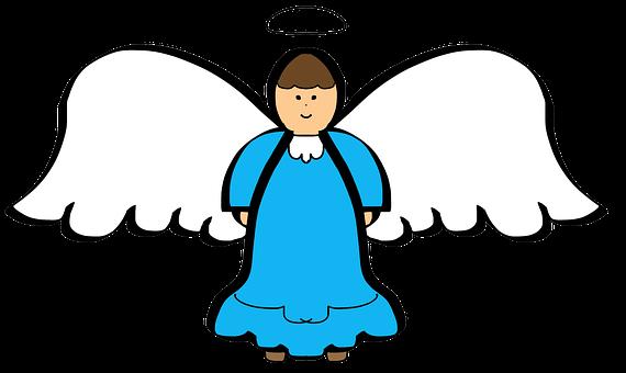 Angel, Of, Peace.