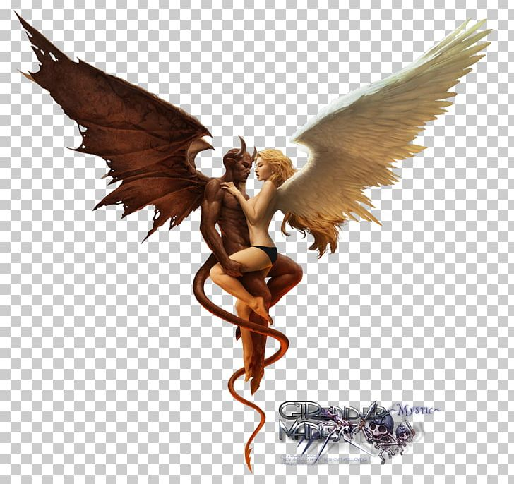 Devil Demon Shoulder Angel Desktop PNG, Clipart, Abyss.