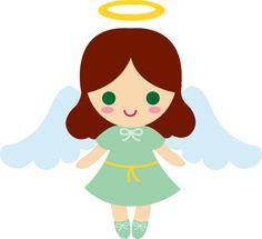 Angel clip art backgrounds.